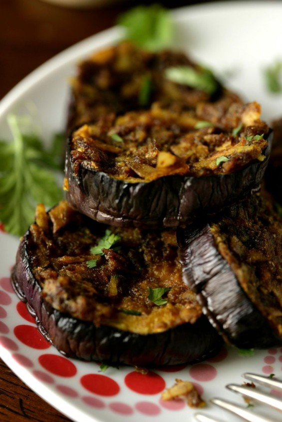 Microwave recipes 39 delicious things you didnt know you could south indian eggplant curry forumfinder Gallery