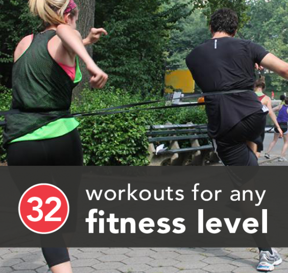 32 perfect workouts