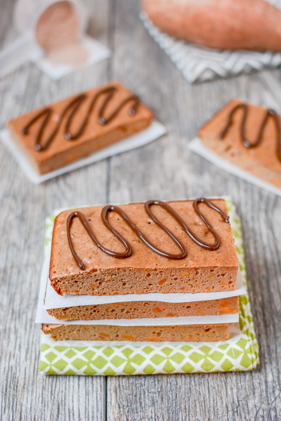 36 Sweet Potato Protein Bars