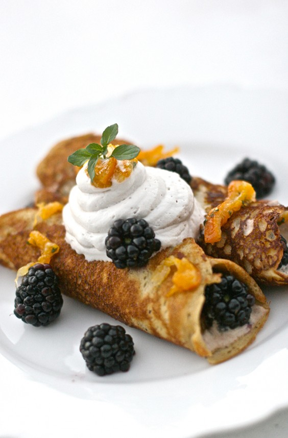 paleo plantain crepes