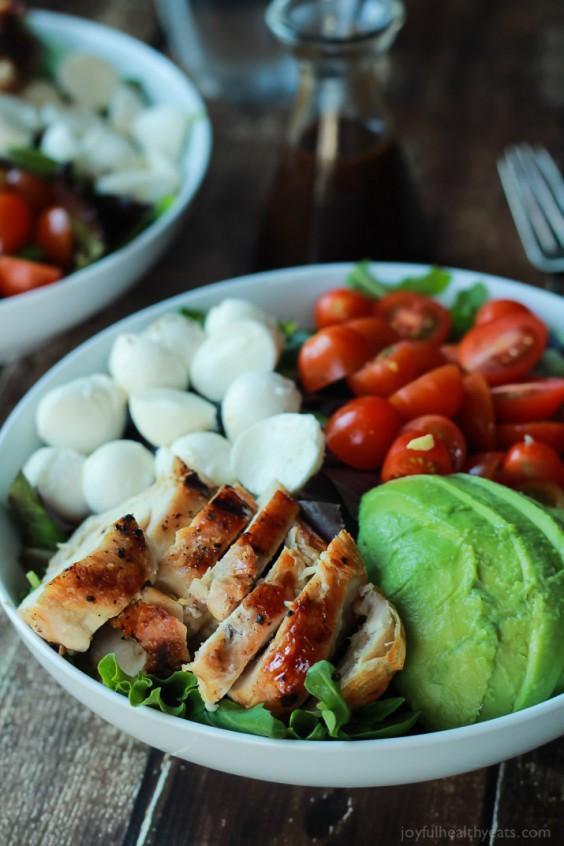 Quick healthy easy meals recipes