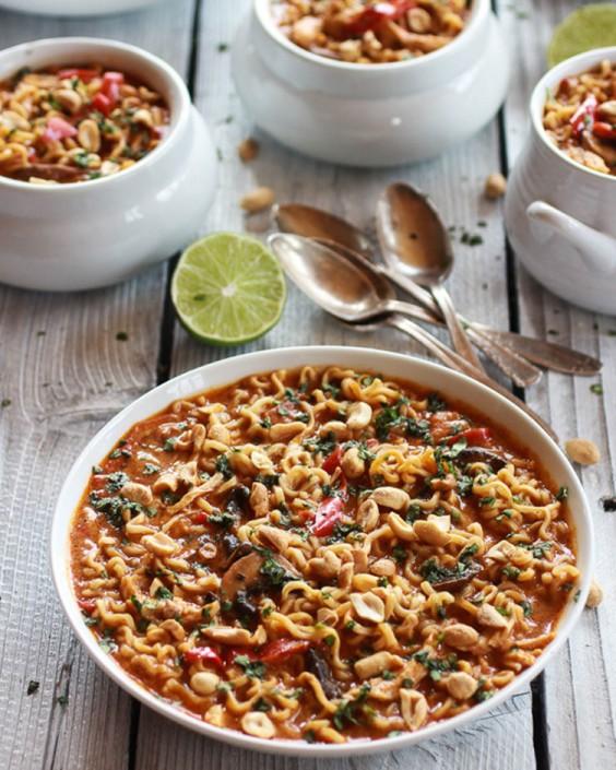 top 2016 recipes: Ramen Noodle Soup