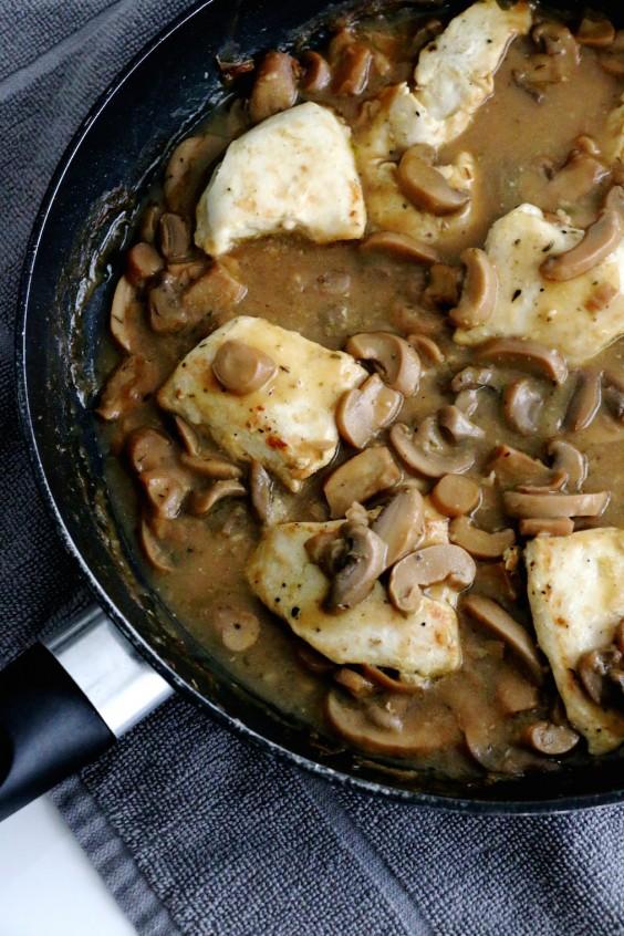 healthy chicken marsala