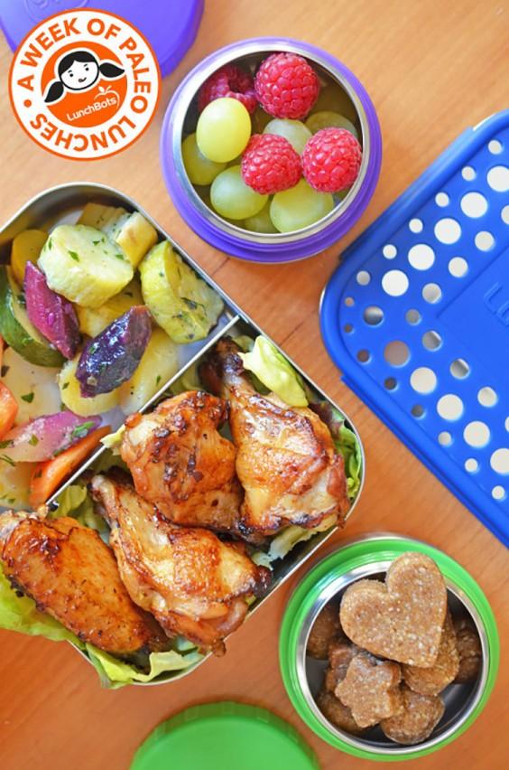 Paleo Recipes: Bento Box Lunch by Nom Nom Paleo