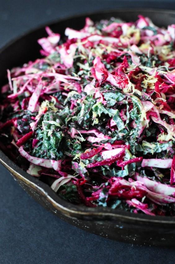 Detox Recipes: Paleo Detox Salad