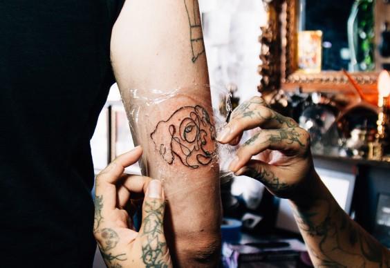 Jeremy Tattoo - Gnostic Tattoo