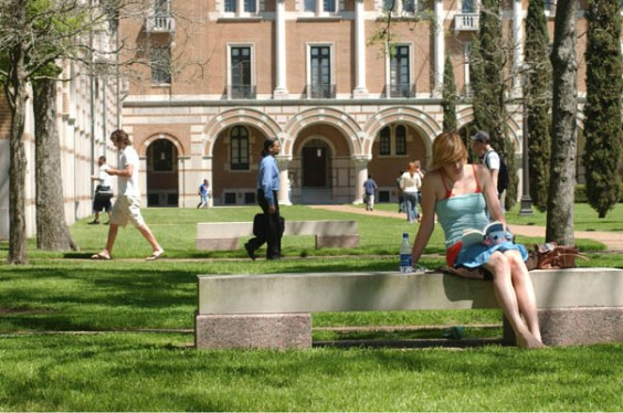 The 25 Healthiest Colleges 2013: Rice University