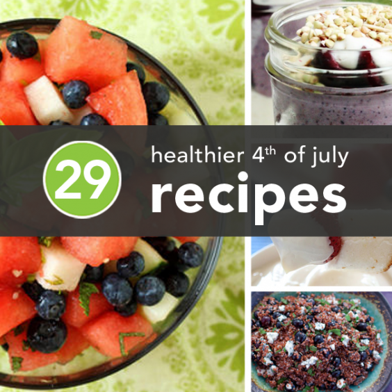 Healthy 4th of july recipes greatist for 4th of july appetizers and desserts