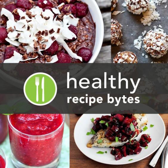 5 Fresh Cherry Recipes from Around the Web