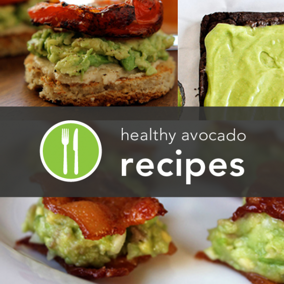 5 Healthy and Delicious Avocado Recipes from Around the Web