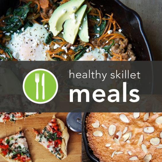 5 Healthy Skillet Meals