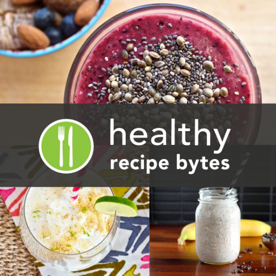 5 Healthy Smoothie Recipes from Around the Web