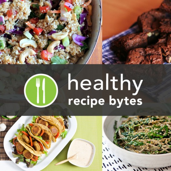 5 Healthy & Easy Vegan Recipes from Around the Web