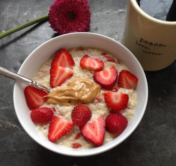 9. Hot Quinoa Cereal