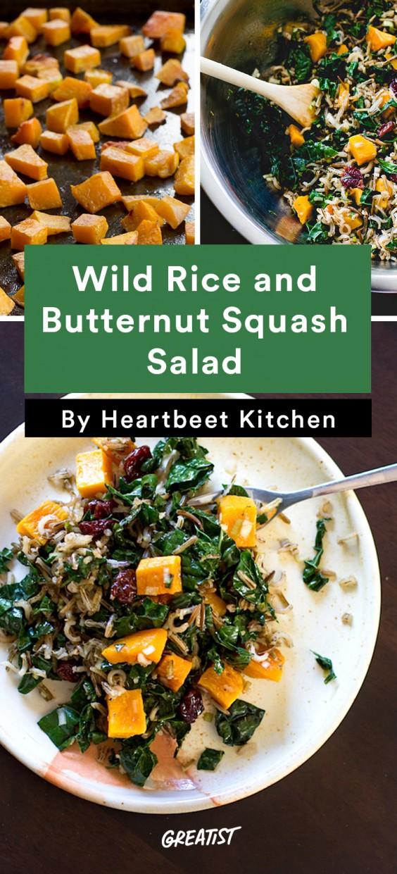 heartbeet kitchen: Squash Salad