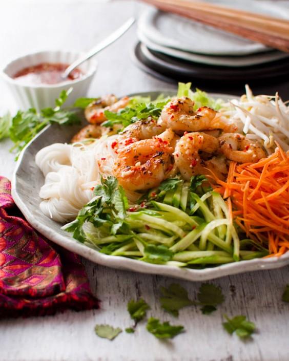 Asian Salad Recipe: Thai Beef Salad