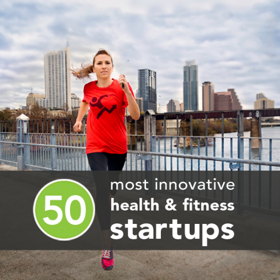 50 Most Innovative Health & Fitness Startups
