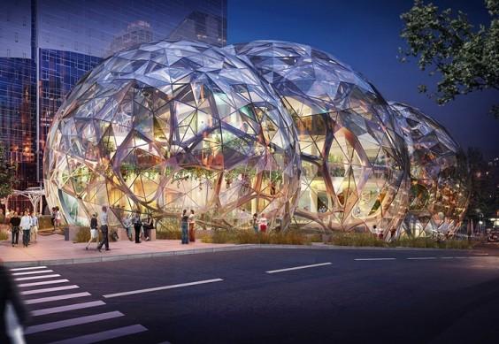 Amazon Treehouse