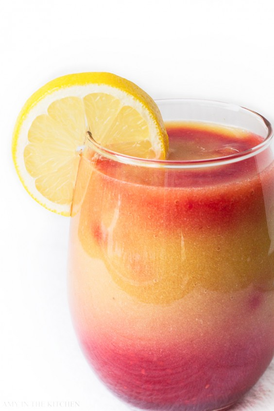 Detox Recipes: Sunrise Detox Smoothie