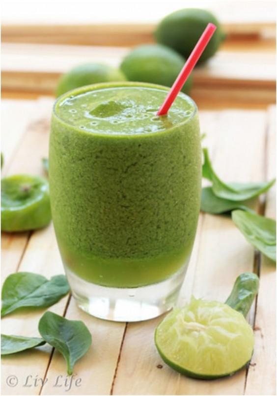 Detox Recipes: Coconut Lime Detox Drink