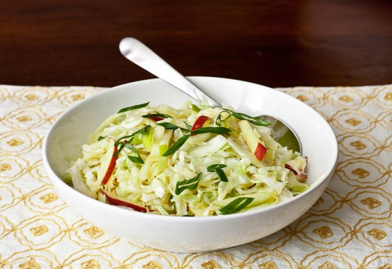 16. Add 'em to coleslaw.