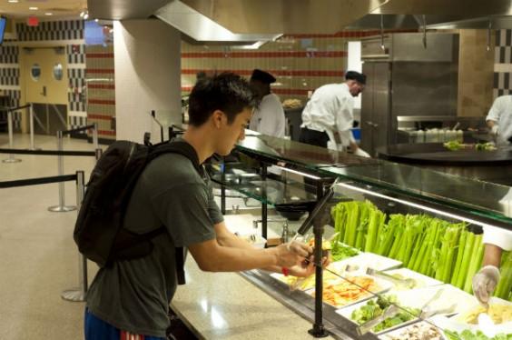 The 25 Healthiest Colleges 2013: Washington University at St. Louis
