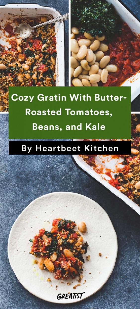 heartbeet kitchen: Cozy Gratin