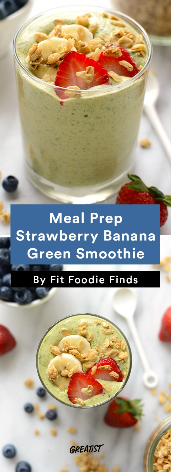 Fit Foodie Finds: Green Smoothie