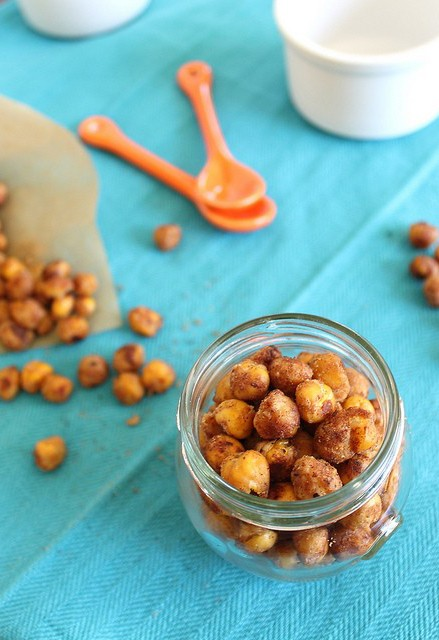 Cinnamon Toast Crunch Chickpeas