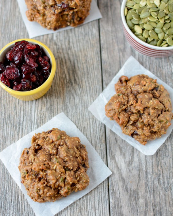 Protein Cookies: Sweet Potato Protein Cookies by The Lean Green Bean