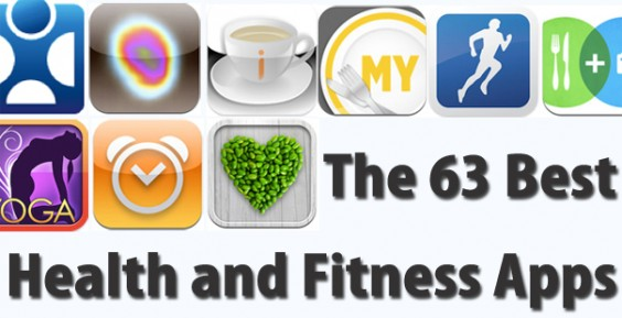 The 63 Best Health & FItness Apps of 2012