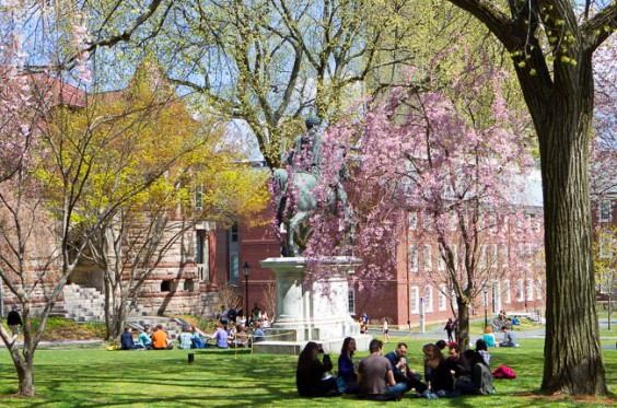 The 25 Healthiest Colleges 2013: Brown University
