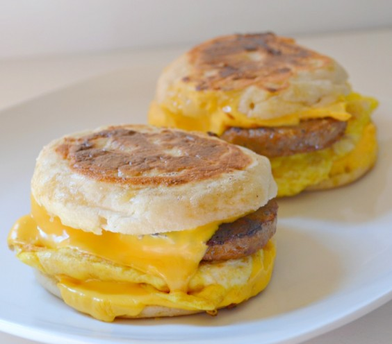 Breakfast Sandwich Recipes That Are Actually Healthy ...