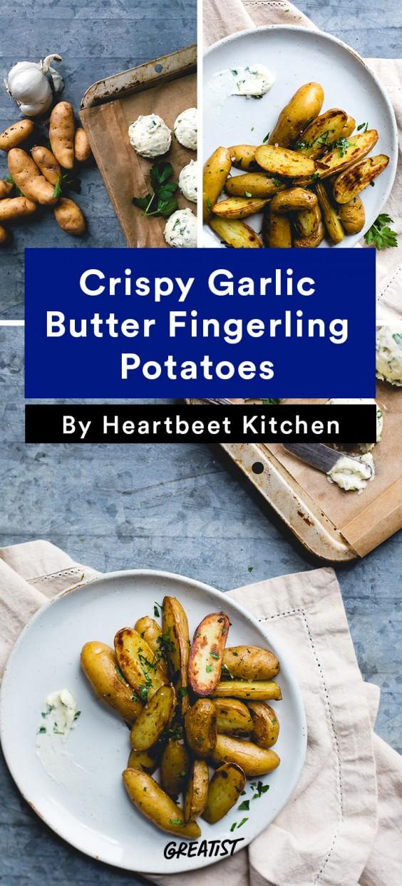 heartbeet kitchen: Fingerling Potatoes