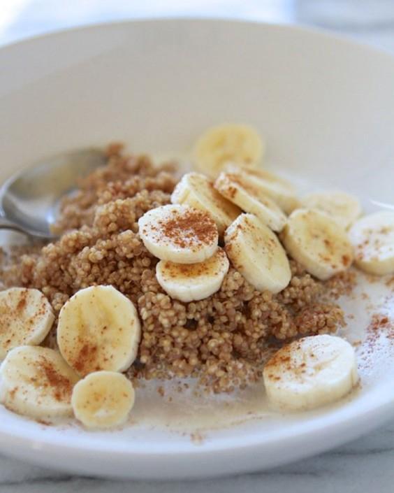 breakfast quinoa