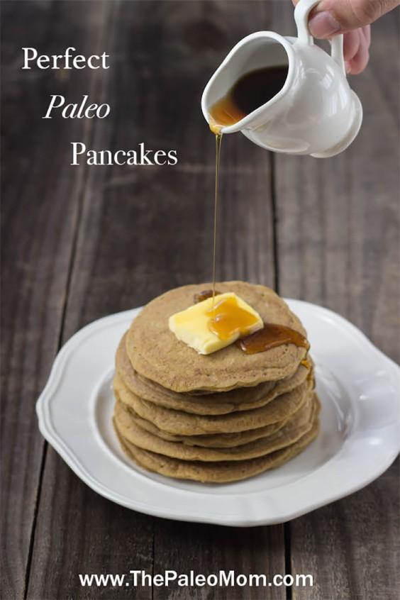 Paleo Recipes: Perfect Paleo Pancakes