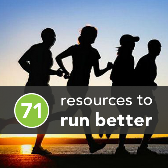 71 Resources to Run Better