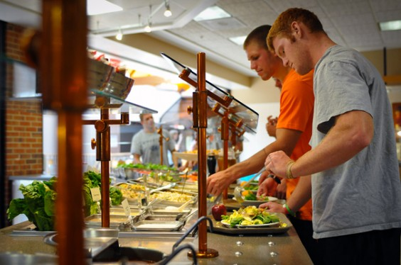 The 25 Healthiest Colleges 2013: Wheaton College
