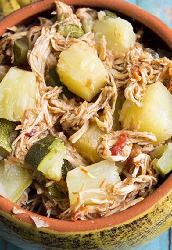 5-Ingredient Dinner: Pineapple Chicken