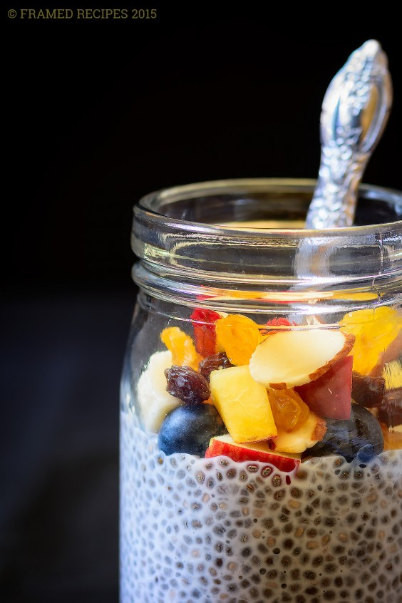Detox Recipes: Chia Seed Breakfast Bowl