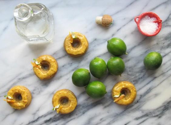 Mexican Recipes: Margarita Donuts