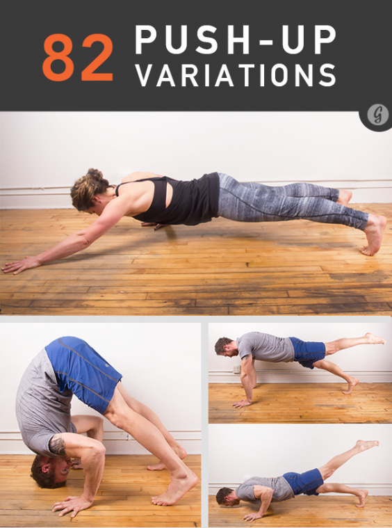 82 Push-Ups You Should Know