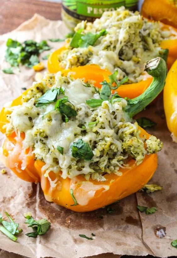5-Ingredient Dinner: Pesto Chicken