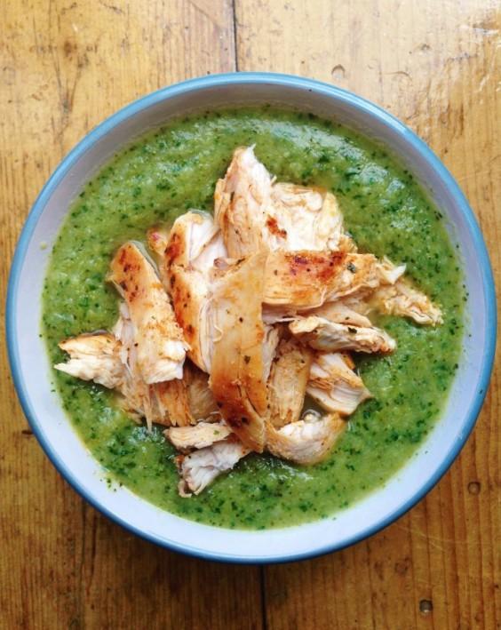 Greens Recipe: Super Greens Soup