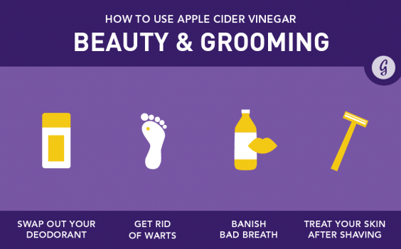 Apple Cider Vinegar Beauty and Grooming