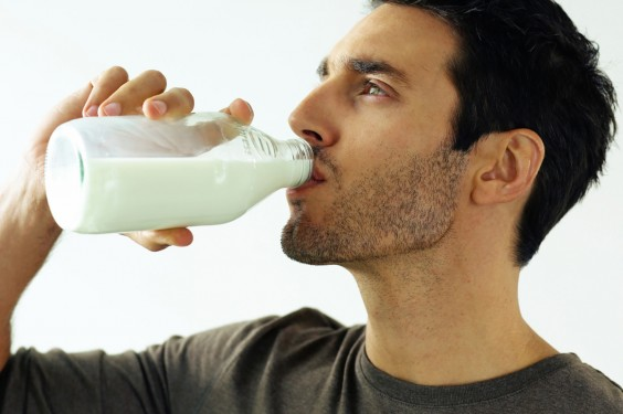 Drink Vitamin D Fortified Milk for Health