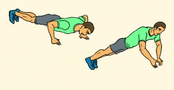 Advanced Bodyweight Workout