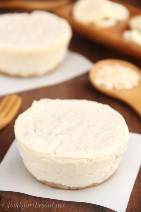 18. Banana Breakfast Cheesecake