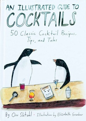 An Illustrated Guide to Cocktails