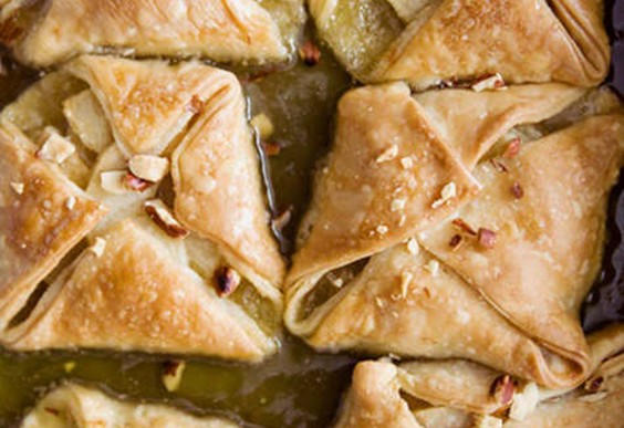 4. Autumn Apple Dumplings